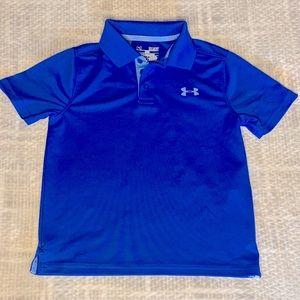 UA Boys Polo Shirt